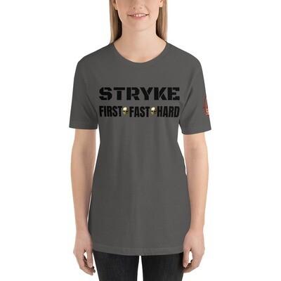 STRYKE Short-Sleeve Unisex T-Shirt