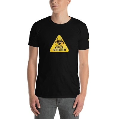 VIRUS 1 Short-Sleeve Unisex T-Shirt