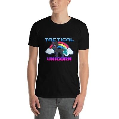 TACTICAL UNICORN 1 Short-Sleeve Unisex T-Shirt