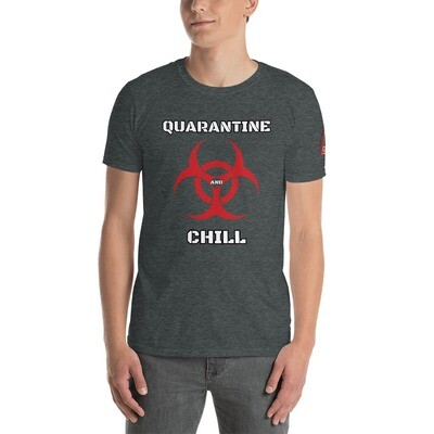 Q&C Short-Sleeve Unisex T-Shirt
