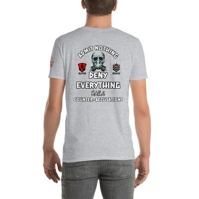 DENY Short-Sleeve Unisex T-Shirt