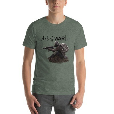 AOW 3 Short-Sleeve Unisex T-Shirt