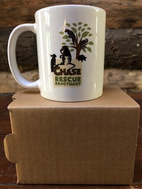 Chase Rescue Sanctuary Coffee Mug