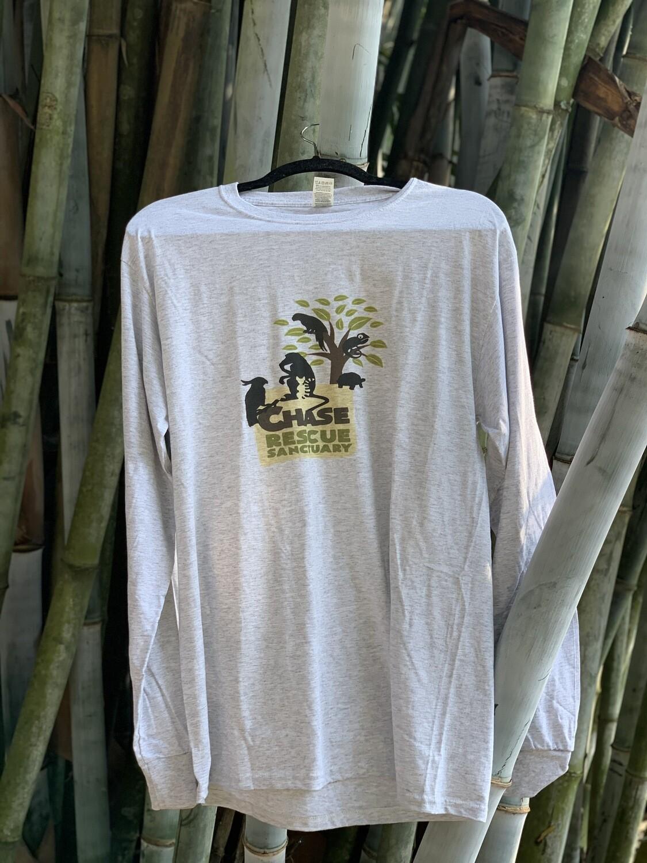 Long Sleeve Cotton T Shirt