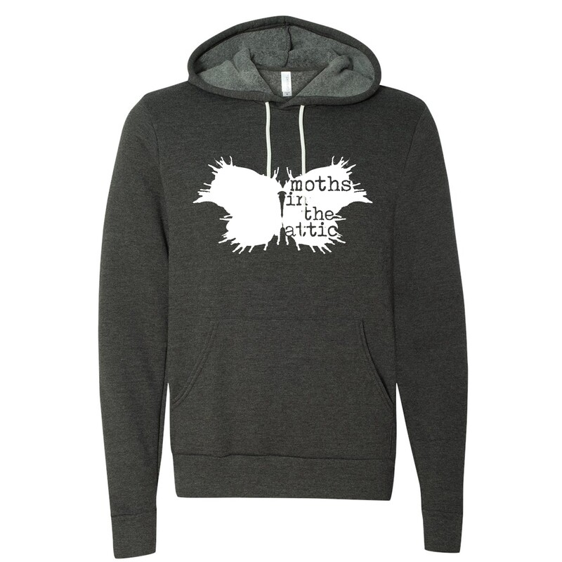 Moths in the Attic Hoodie