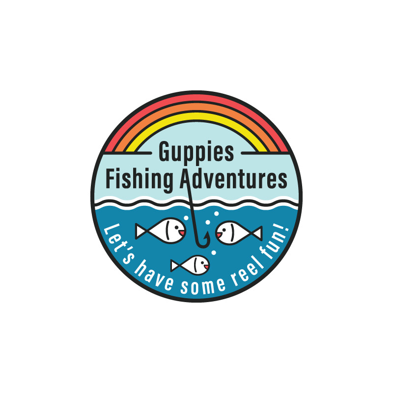 Guppies Stickers