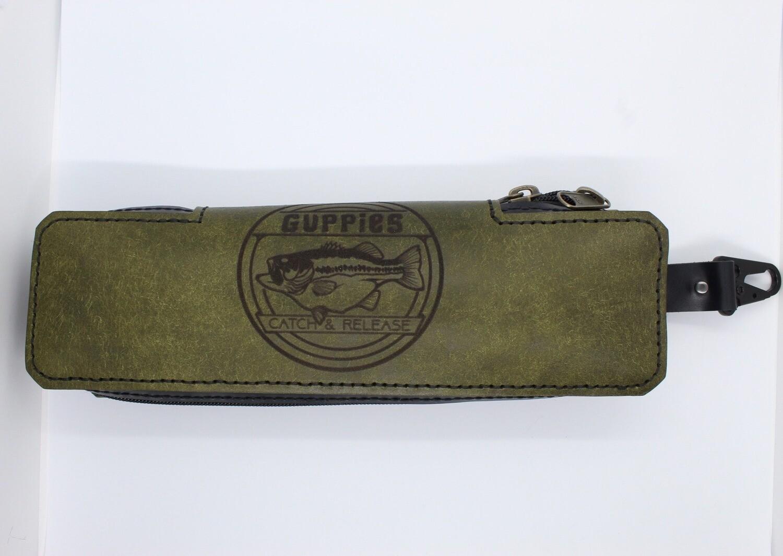 Large Swimbait Wrap / Army Green