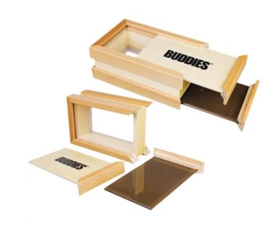 Buddies Cannabis Sifter Box