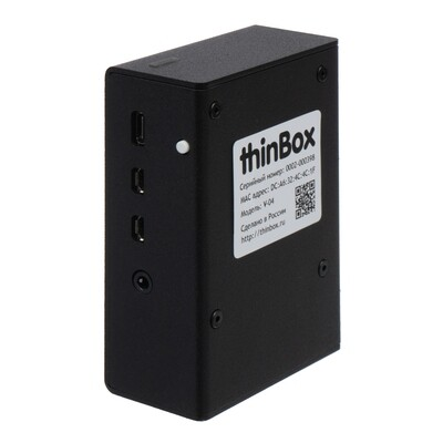 Тонкий клиент thinBox 4 WTWare TB-4WT
