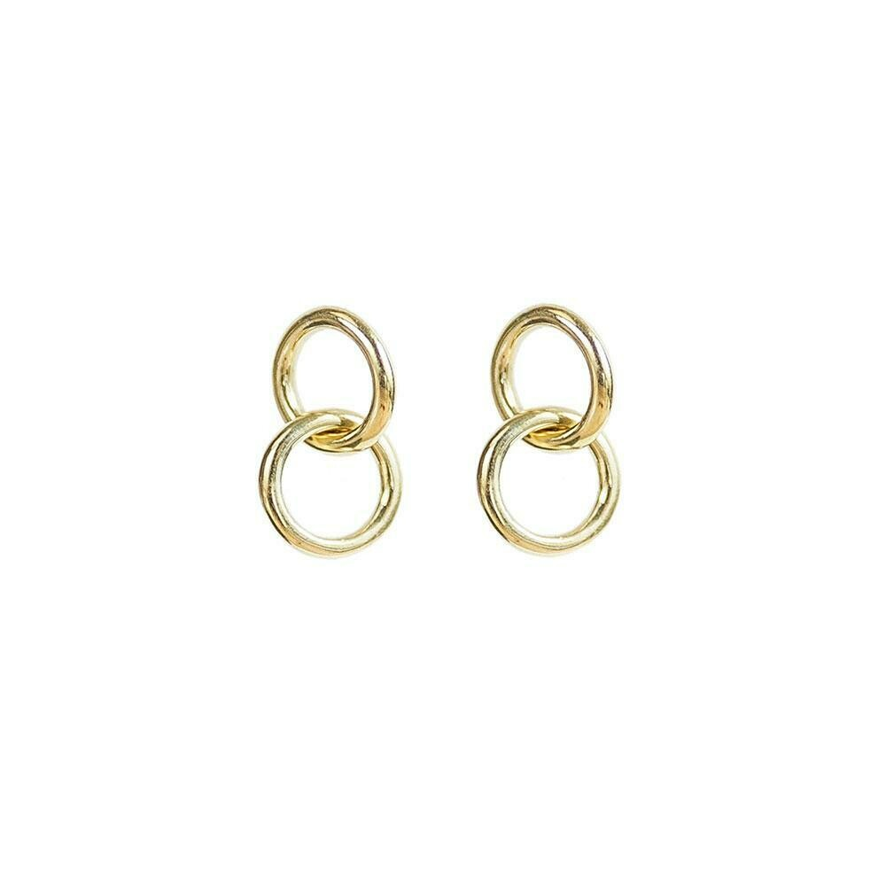 SOKO Kumi Mini Hoop Stud  / gold