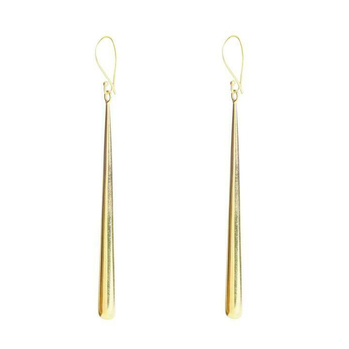 SOKO Pia Earrings / gold