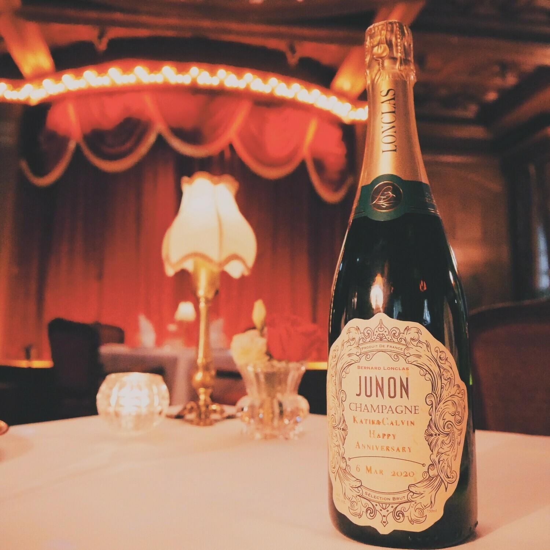 Customized JUNON House Champagne (Regular)