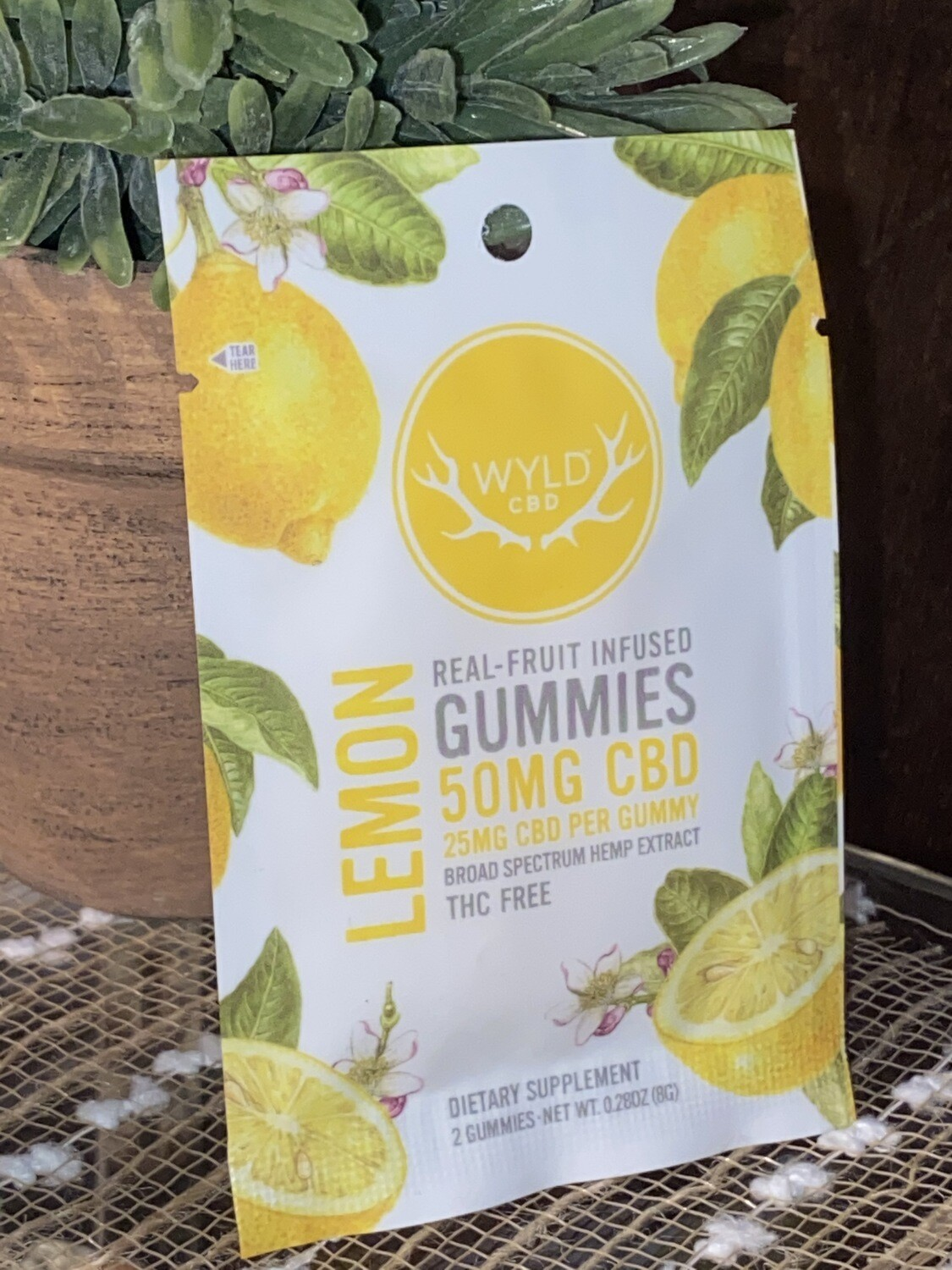 Lemon Gummies
