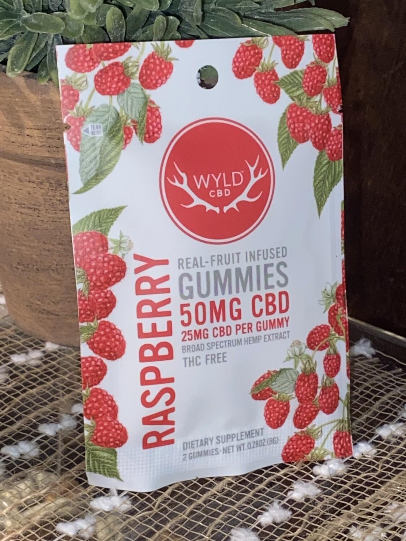 Raspberry Gummies