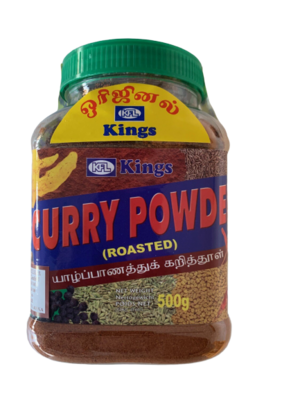 Curry Powder Toasted 500g