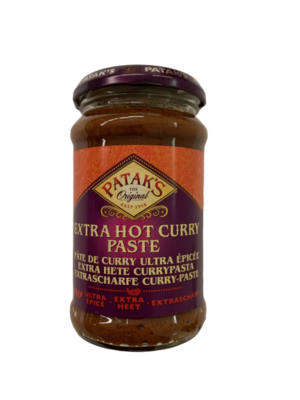 Curry Paste Extra Hot 283g