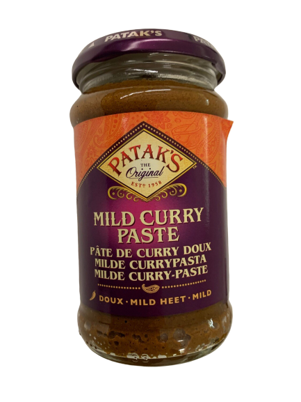 Curry Paste Mild 283g