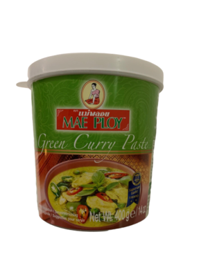 Green Curry Paste Mae Ploy 400g