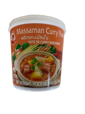 Masaman Currypaste Mae Ploy 400g