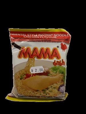 Mama Instantnudelsuppe Chicken 55g