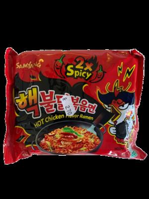 Hot Chicken Flavor Ramen 2 x Spicy 140g