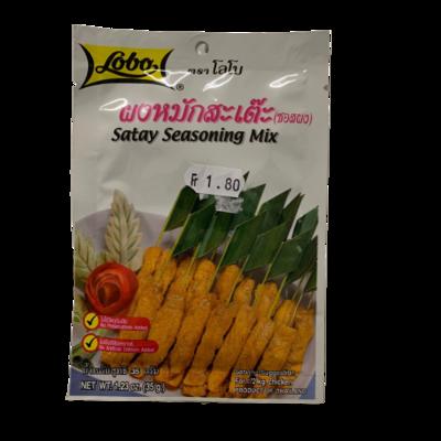 Satay Seasoning Mix 35g
