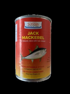 Jack Mackerel 425g