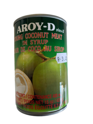 Coconut Meat in Syrup 425g