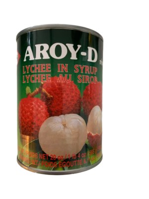 Lychee in Syrup Aroy-D 565g