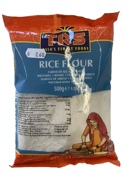 Rice Flour TRS 500g