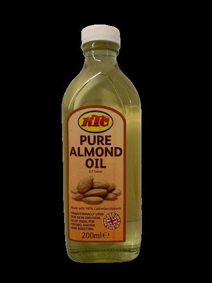 Pure Almond Oil 200ml