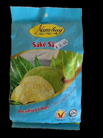 Breadfruit Chips 70g