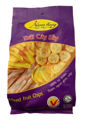 Mixed Fruit Chips 80g