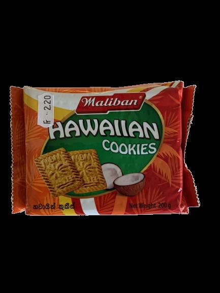 Hawaiian Cookies 200g
