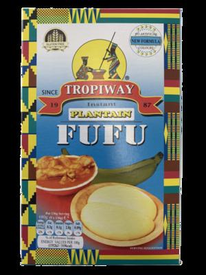 Instant Plantain Fufu 680g