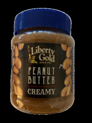 Peanut Butter Creamy Liberty Gold 350g