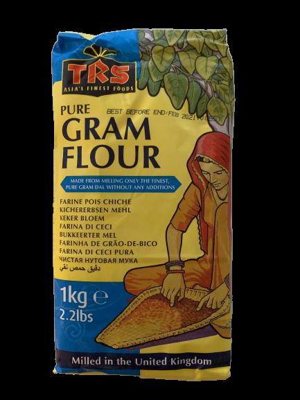 Gram Flour 1kg TRS