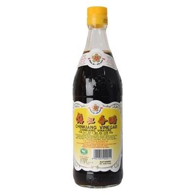 Chinesischer Reisessig Dunkel 550ml