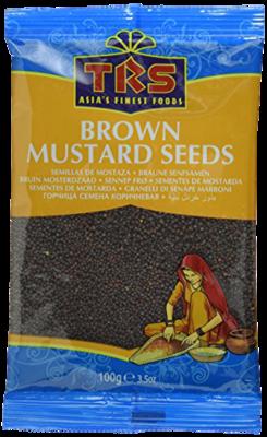Mustard Seeds Brown TRS 100g