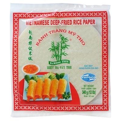 Rice Paper 22cm Bamboo Tree 340g