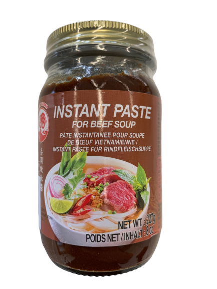 Instant Paste for Beef Soup 227g