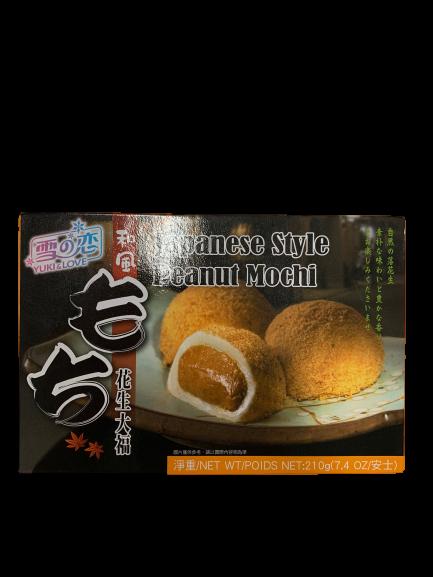 Japanese Style Peanut Mochi 210g