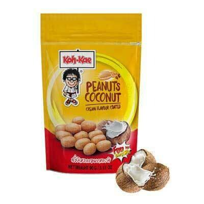 Erdnüsse mit Kokoscreme 90g