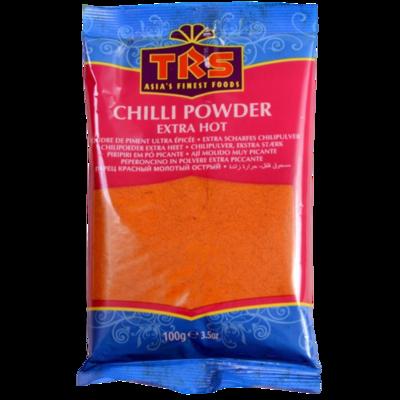 Chili Powder Extra Hot TRS 100g