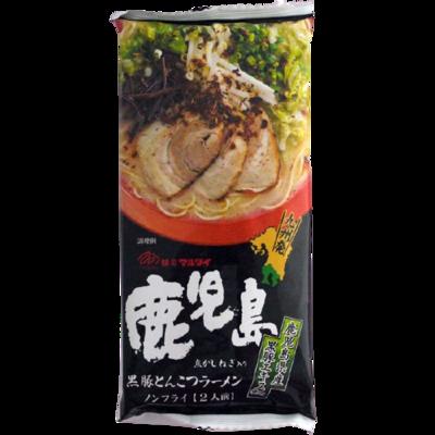 Marutai Kagoshima Kurobuta Tonkotsu 185g (2 Servings)