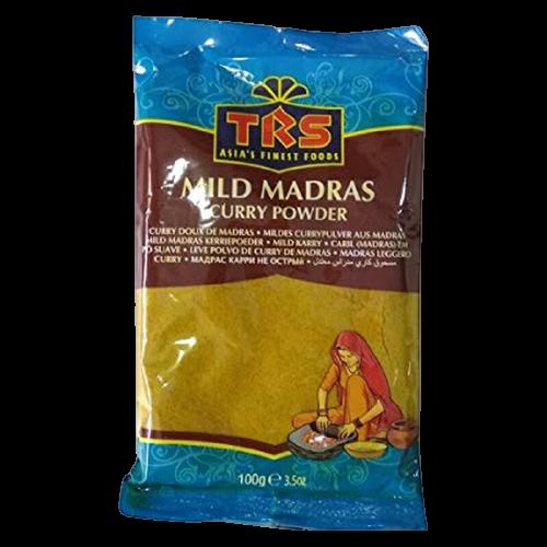 Madras Curry Powder Mild TRS 100g