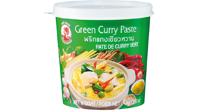 Green Curry Paste Cook Brand 1kg