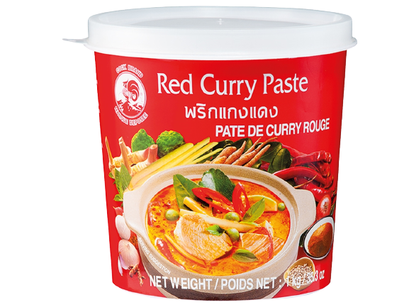 Red Curry Paste Cook Brand 1kg