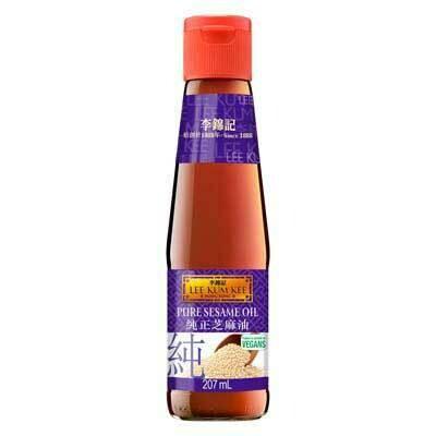 Pure Sesame Oil 207ml Lee Kum Kee