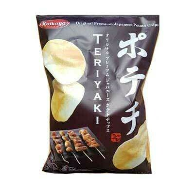 Potato Chips Teriyaki 100g